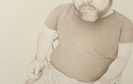 <p><em>Seth</em>, color pencil and graphite on paper, 30 x 22 inches, 2008-2013</p>