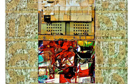 """<p><strong>HOW ART IS MADE  </strong>2010  22"""" x 24""""</p>"""