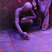 """<p><span id=""""caption"""" style=""""display: inline;""""><span id=""""titleText"""">Polka Dot Persuasion, 2001. Costume, performance, and installation collaboration between Rachel Meuler and Young Jean Lee. <span id=""""caption"""" style=""""display: inline;""""><span id=""""titleText""""><span id=""""caption"""" style=""""display: inline;""""><span id=""""titleText""""><span id=""""caption"""" style=""""display: inline;""""><span id=""""titleText"""">Photo credits Jason Sleurs.</span></span></span></span></span></span><br /></span></span></p>"""