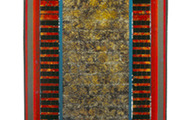 """<p><strong>VESTMENT  </strong>1990-97  66"""" x 24""""</p>"""