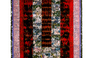 "<p><strong>POLLOCK'S TOTEM</strong>    1991   48"" x 24""</p>"