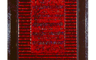 "<p><strong>GLASS FIELD</strong>&nbsp; &nbsp; 1988 &nbsp; 79"" x 36""</p>"