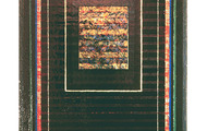 "<p><strong>N.T. REVERB (3)   </strong> 1989   48"" x 30""</p>"