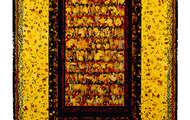 """<p><strong>FRAGMENTATION OF LOVE  </strong>1996  46"""" x 29""""</p>"""