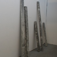 "<p>5 rods; 3' to 6' tall, 4"" wide, 2"" to 4"" deep</p>"