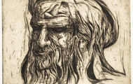 <p><em>Homer</em>, 1964, Etching, 9 X 7 1/2 inches.</p>