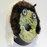 "<p><strong><em>""Mama's Shock and Awe Mask""</em></strong></p>