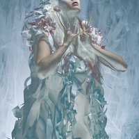 <p>Water Spirit Dress</p>