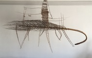 "<h4 class=""list-art-title left ellipsis""><a href=""https://www.saatchiart.com/art/Sculpture-Laddership-Cablecar-Tower/18582/3416740/view"">""Laddership Cablecar Tower""</a></h4>
