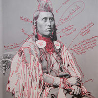 <p>Title: Déaxitchish / Pretty Eagle </p>