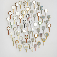 <p>Genevieve Gaignard<br /><em>People Make The World Go Round, 2019&nbsp;</em><br />Found Mirrors<br />87 x 73 inches each</p>