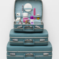<p>Genevieve Gaignard<br /><em>Are We There Yet?, 2020&nbsp;</em><br />Mixed media<br />30 x 23 x 18 inches&nbsp;</p>